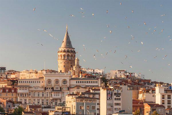 Finans Merkezleri Listesinde İstanbul, 9 Sıra Yükseldi